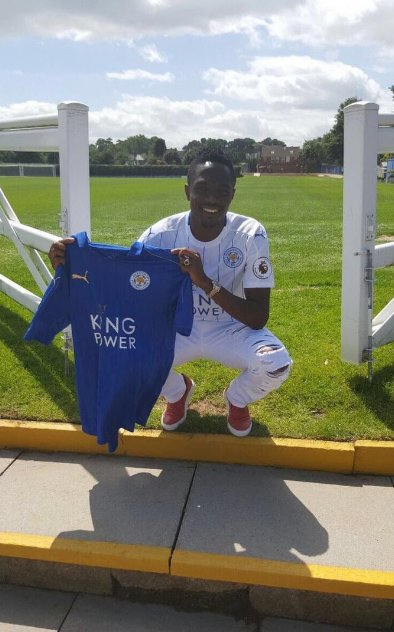 Leicester City have signed Ahmed Musa for £18m from CSKA Moscow.