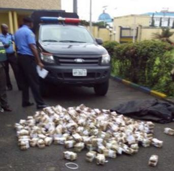 """How police officers recovered diverted N60. 250 million belonging to Stanbic IBTC The Rivers State Police Command has recovered the sum of N60. 250 million, belonging to one of the new generation banks in Port Harcourt which was missing. The Deputy Commissioner of Police, in charge of Administration, Uche Anozia made the recovery public on Monday. Anozia explained that the recovery was made following a report Monday, by a security guard at a Super market in Port Harcourt in whose premises a vehicle containing the missing cash was parked. He said two banks in Port Harcourt, Zenith and Stanbic ITC, had contracted the services of a Bullion van company in Port Harcourt, to bring they cash from their branches at Aba Abia state. While the service to Zenith was successfully completed and the amount belonging to the bank was delivered in company with armed Soldiers, the cash belonging to Stanbic bank was not delivered. The Soldiers disembarked the bullion van at Zenith bank, leaving the portion meant for Stanbic with the driver alone with the cash the vehicle. This facilitated the driver's decision to abscond with both the cash and vehicle for three days. However on Monday, N60.250 million contained in five bank sacks, marked and carrying Stanbic IBTC seals were recovered by the Police in a Ford Explorer vehicle. The vehicle was recovered at the premises of a Supermarket at the GRA area of Port Harcourt. The police said both the driver of the Ford vehicle, that of the bullion van and the security man who reported the presence of the Ford vehicle in his business premises are on the run. """"Nobody is presently being questioned in connection with the crime,"""" Anozia said. He noted however, that efforts are on top gear to arrest the fleeing driver and the complainant. Unconfirmed story had it that the actual amount Stanbic ITC bank was expecting from the Aba trip was about N100 million instead of the N60.250 million recovered."""
