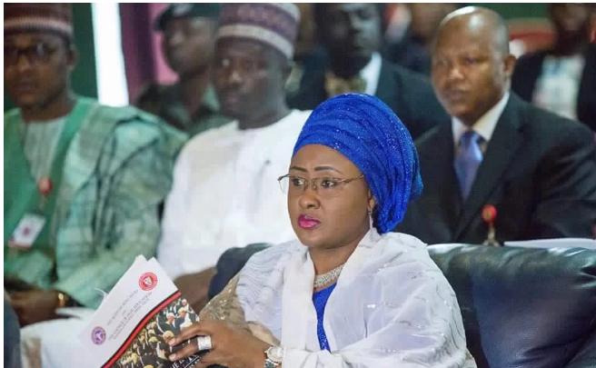 JUST IN: Aisha Buhari loses protocol officer