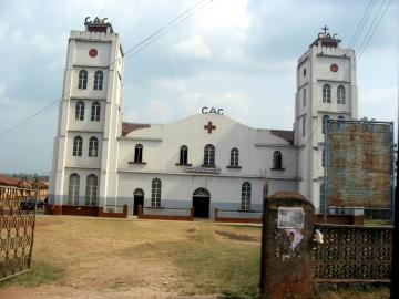 CAC pastor