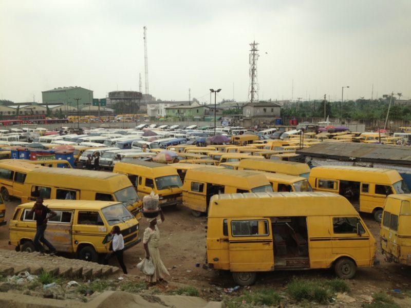 Lagos danfos