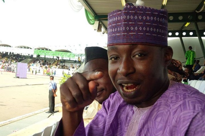 Blogger Abubakar Sidiq Usman abusidiq