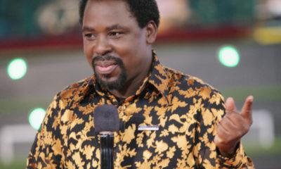 """I will not celebrate my birthday this year"" – Last video of Pastor T.B. Joshua"