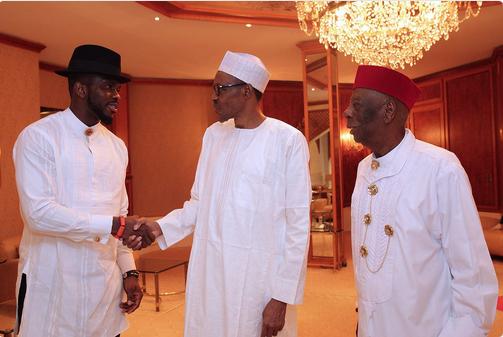 Ogoni delegation Yobo