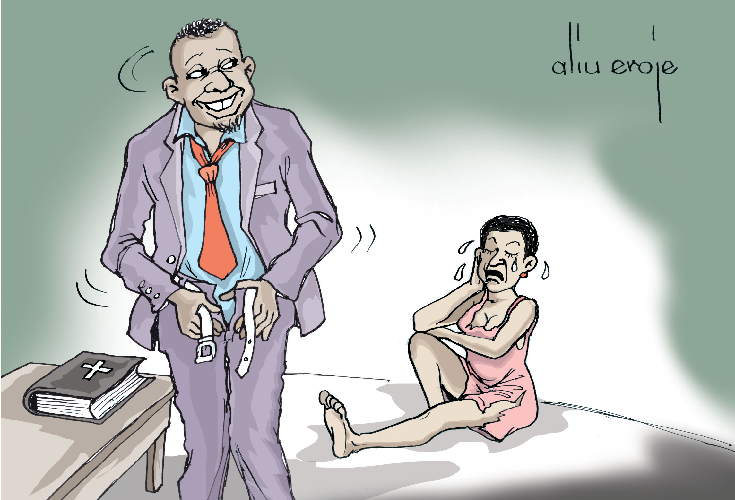 Rape animation