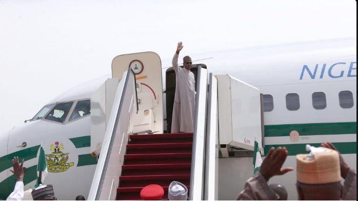 Buhari goes to UNGA