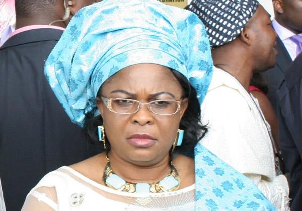 Patience Goodluck Jonathan forfeiture