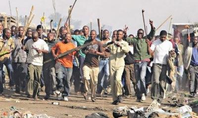 Cult clash in DElta State