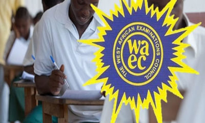 WAEC releases 2020 WASSCE results