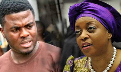 Aremu Afolayan and Former Minister of Petroleum, Diezani