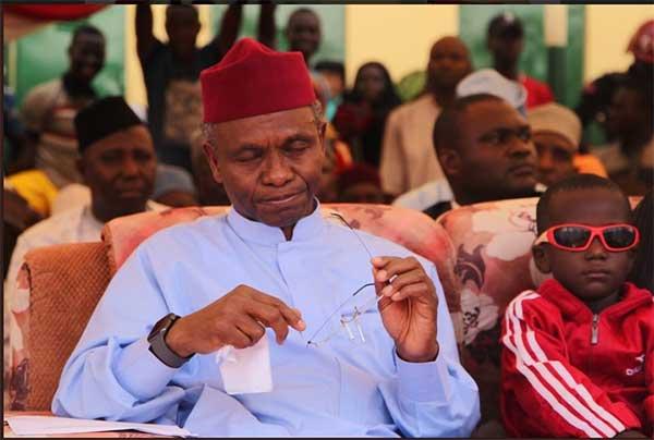 El-Rufai mourns death of Kaduna chief