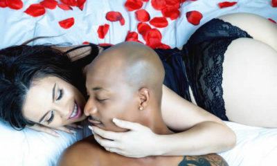 Ik Ogbonna and wife