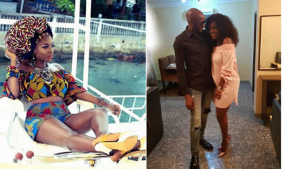 2baba and Annie Idibia