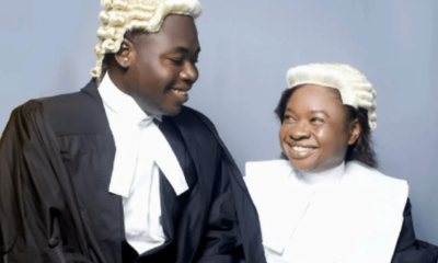 Mom and son called to bar