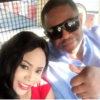 fani kayode and wife