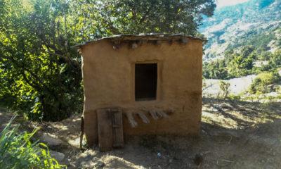 menstruation shed in nepal