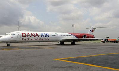 Dana airplane