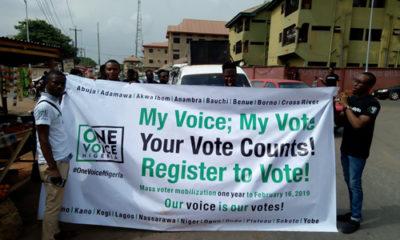 #OneVoiceNigeria