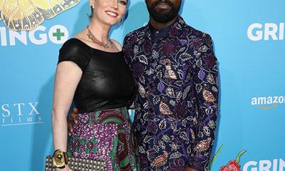 David Oyelowo and Wife