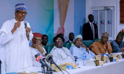 Buhari's full speech