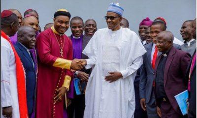 Buhari and Arewa pastors