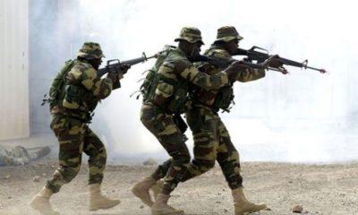 SOldiers repel Boko Haram attack in Yobe