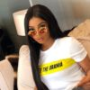 Toke Makinwa reacts after blackmailers threaten to release her n*des
