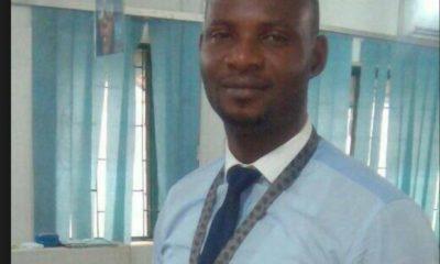 Late David Adeyemi Otitoju,