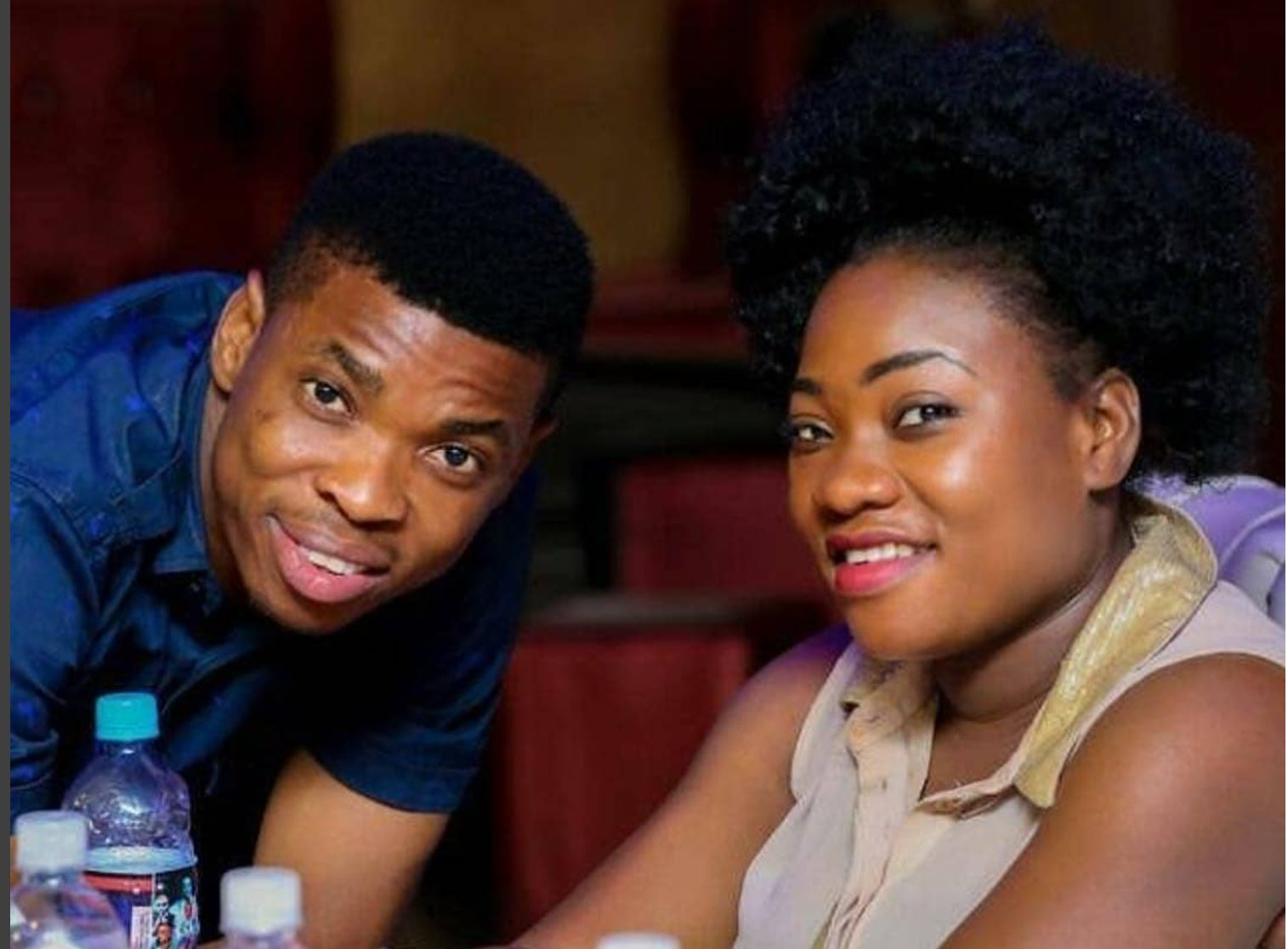Image result for woli agba wife