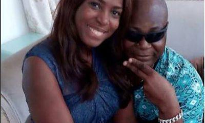 Linda Ikeji and Charly Boy