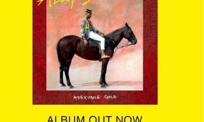 Adekunle Gold drops new album