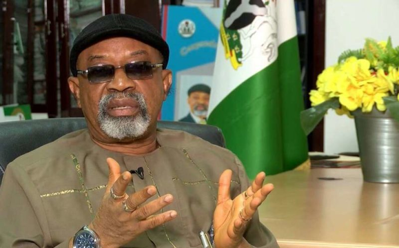 Ngige reacts to Nnamdi Kanu's arrest