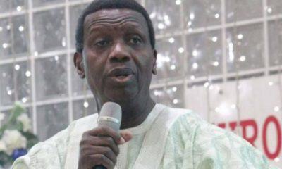 Pastor Enoch Adeboye special