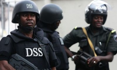 DSS accuses IPOB, ESN of smuggling bombs through Lagos
