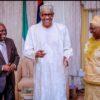 Pastor Kumuyi and Buhari