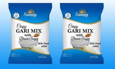 Crispy Gari Mix