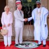 Buhari receives Prince Charles