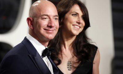 Jeff Bezos' wife