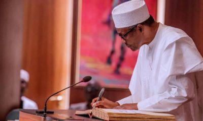Abba Kyari: US government writes Buhari