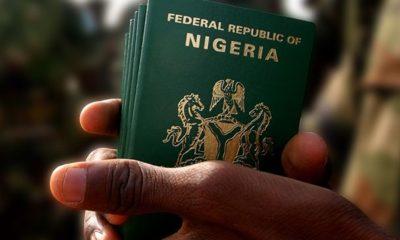 Lagos passport office