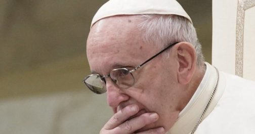 Pope Francis hospitalised, to undergo colon surgery in Rome