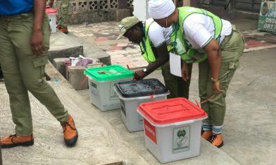 INEC rerun ad-hoc-staff