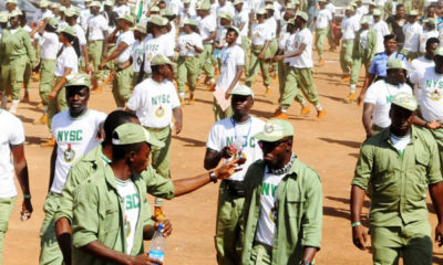 Corps member NYSC