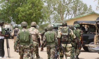 Bayelsa pandemonium Soldiers Taraba