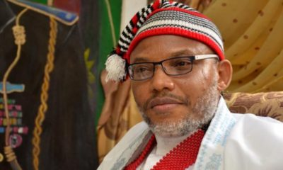 Demand Osinbanjo's whereabout, Nnamdi Kanu sends message to Yoruba leaders