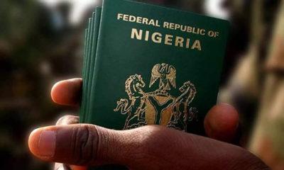 NIS passport portal