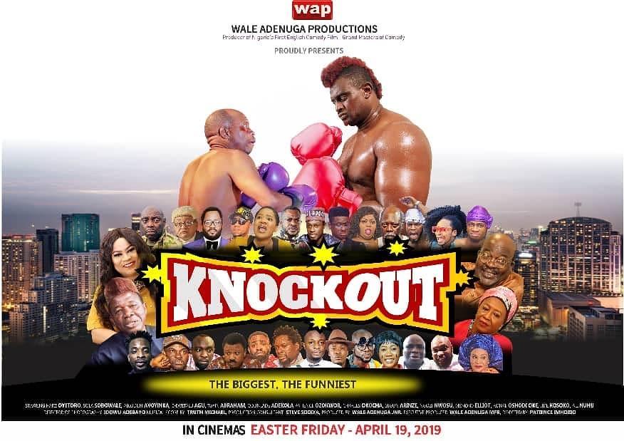 Knockout film