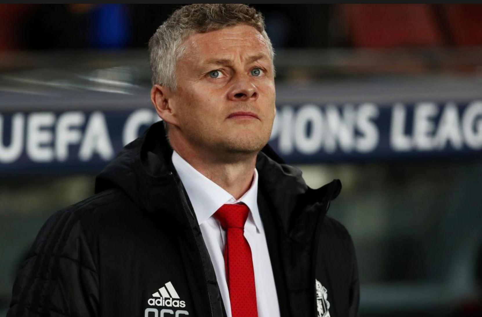 Manchester United Solskjaer CIty