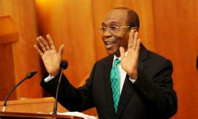 Emefiele USSD charges CBN