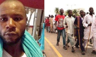 Lagos beggars